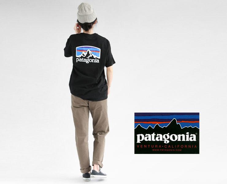 【春夏新作】パタゴニア@Tシャツ&ロングTシャツ