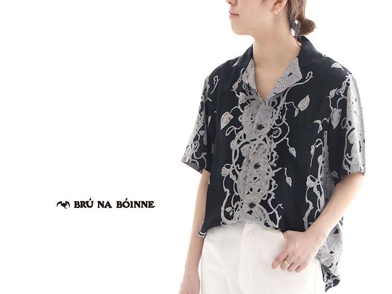 """BRU NA BOINNE(ブルーナボイン)""/Tシャツ・アロハシャツが20%OFF"