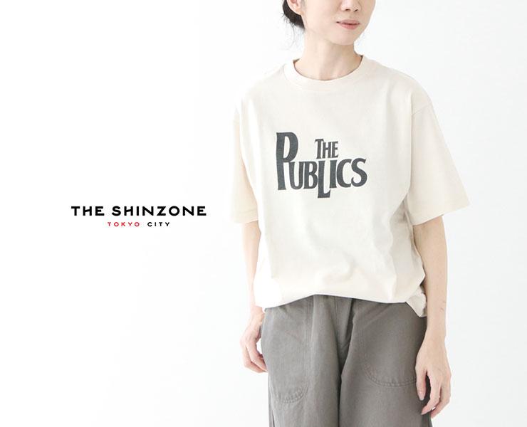 SHINZONE(シンゾーン)@2020FW新作アイテムPUBLICS Tシャツが入荷!