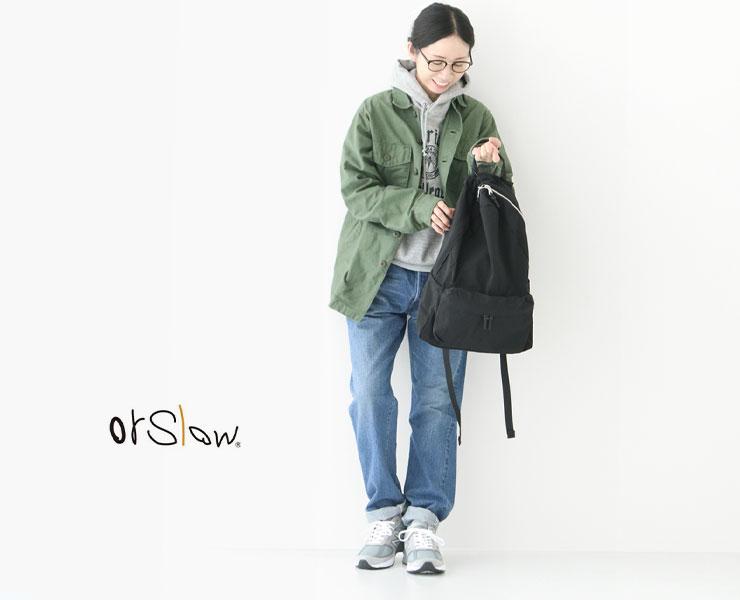 """20FW新作/""""orSlow(オアスロウ)""""のデニムが入荷"""