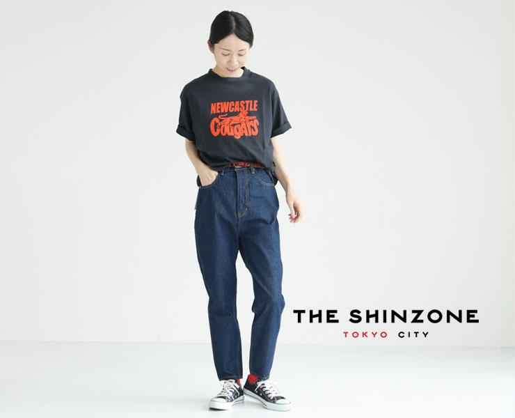SHINZONE(シンゾーン)のプリントTシャツ