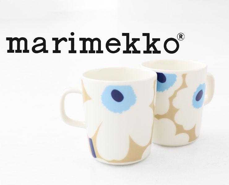 "20FW新作/""""marimekko(マリメッコ)""ウニッコ柄マグカップが入荷!"
