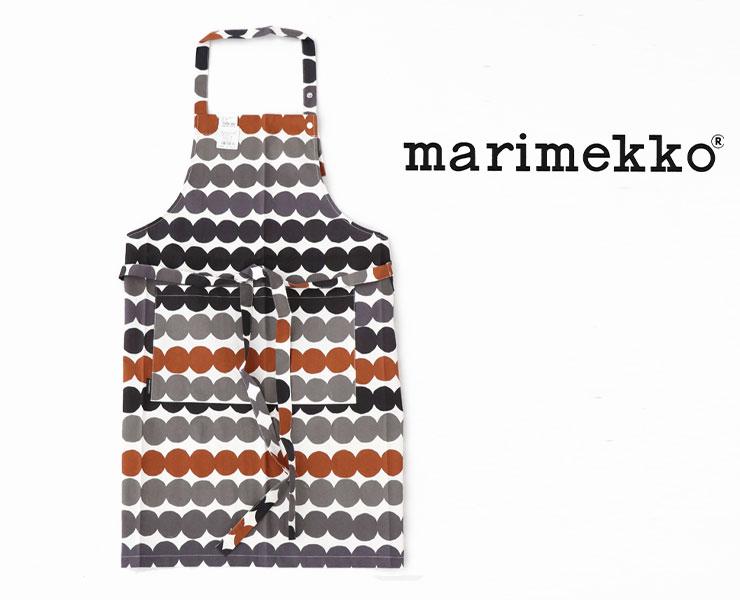2020FW/marimekko(マリメッコ)@ラシィマット柄のエプロンが入荷しました。