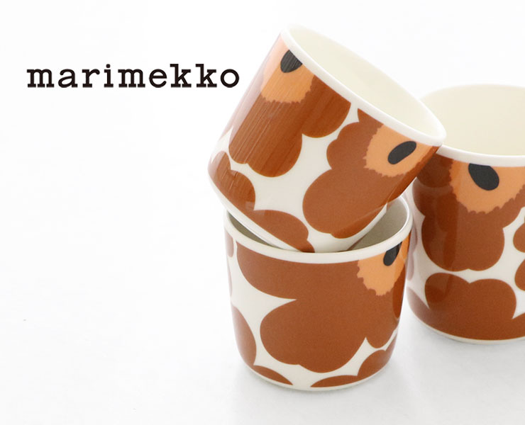 "marimekko(マリメッコ)/""Unikkoウニッコ""コーヒーカップセット"