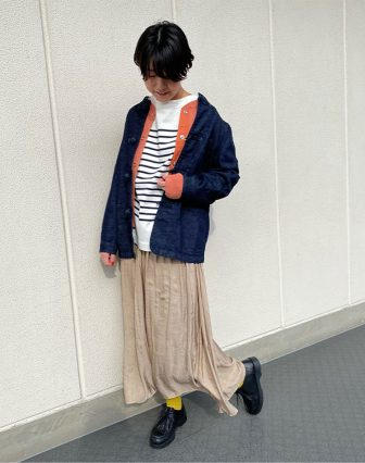 ドニーユ/ギャザースカート