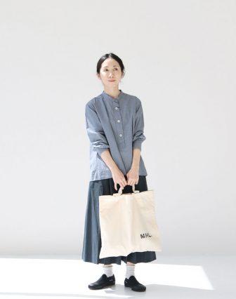 MHL./ギンガムチェックシャツ
