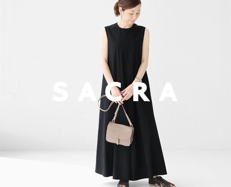 春の訪れとともにとっておきの一枚を迎えたい┃SACRA(サクラ)2021年春夏《21SS》コレクション