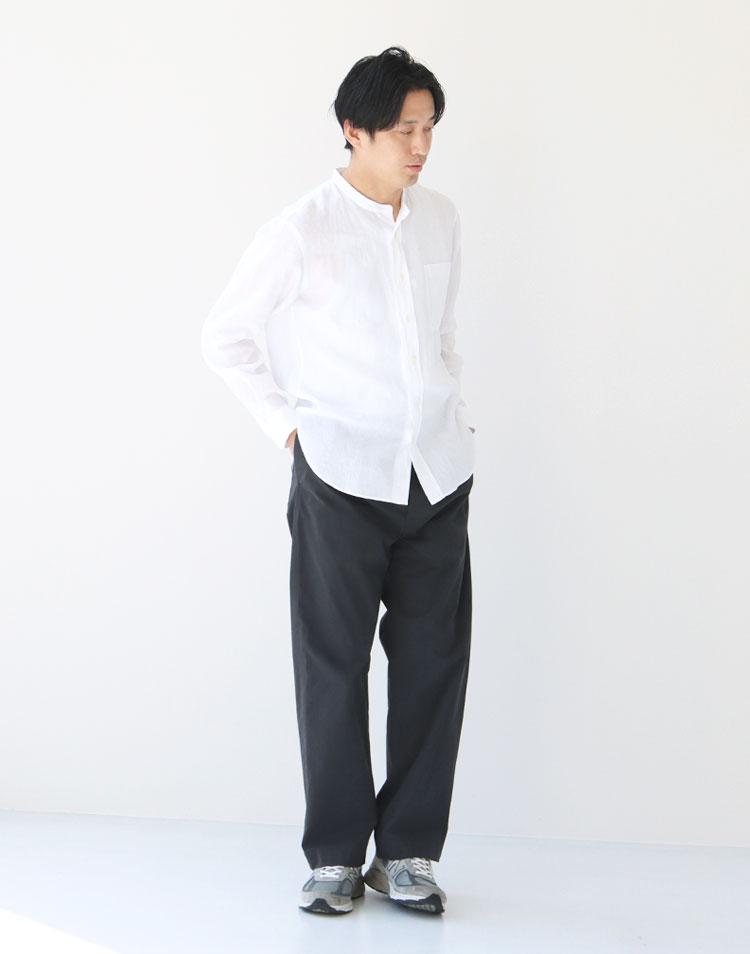 コーディネート/マーガレット・ハウエル/定番コーデ